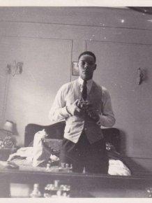 Colin Powell's Selfie