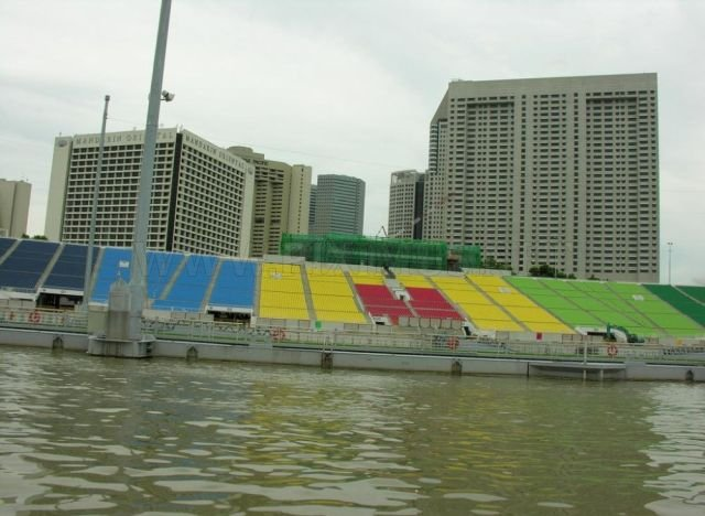 The Floating Stadium of Singapore