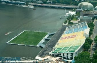The Floating Stadium of Singapore