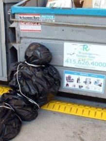 Garbage Body Prank