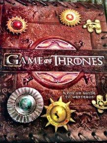 Beautiful Game of Thrones Pop-Up Book