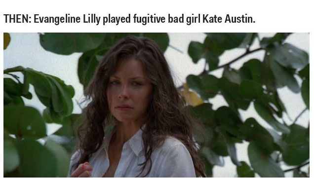 The Cast of 'Lost' Then and Now