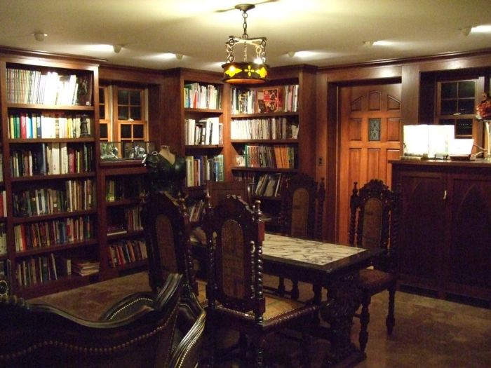 Holly Black's Secret Library