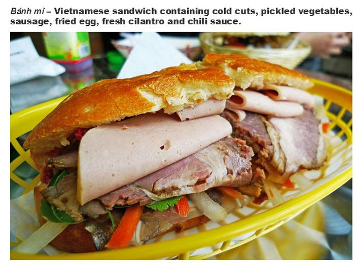 The Best of Vietnamese Food