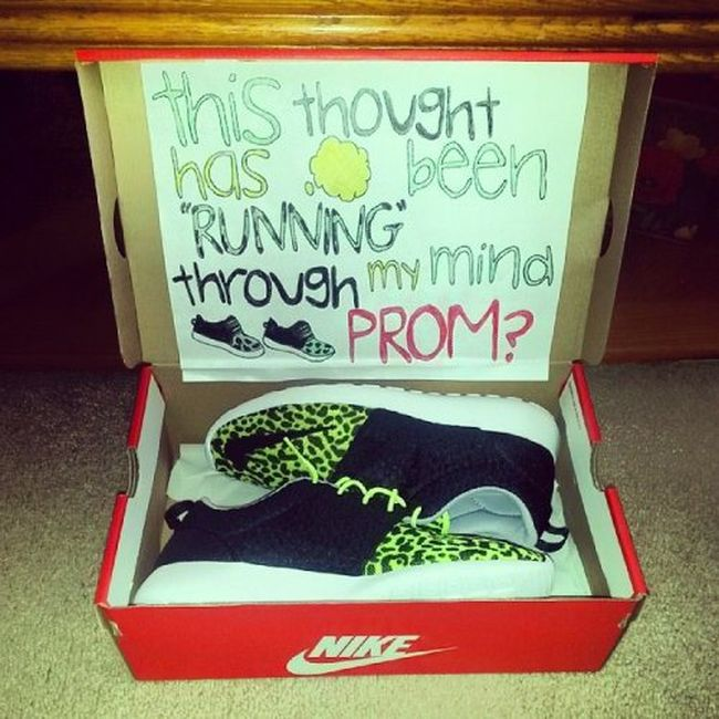 Clever Prom Proposals