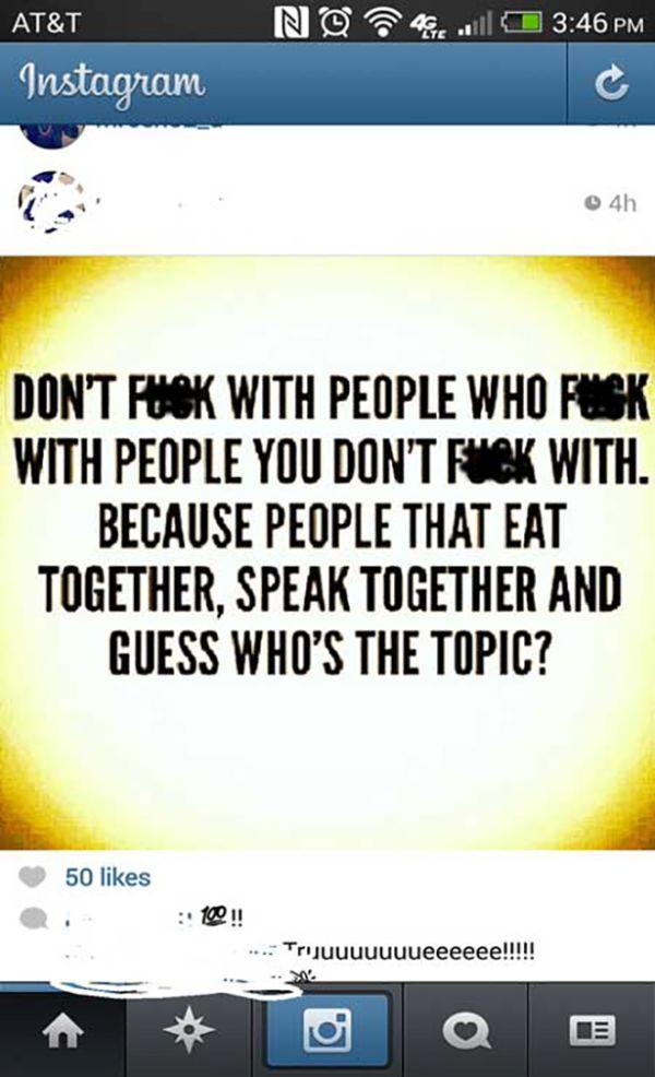 Stupid People on Instagram