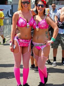 Girls of Ultra Music Festival