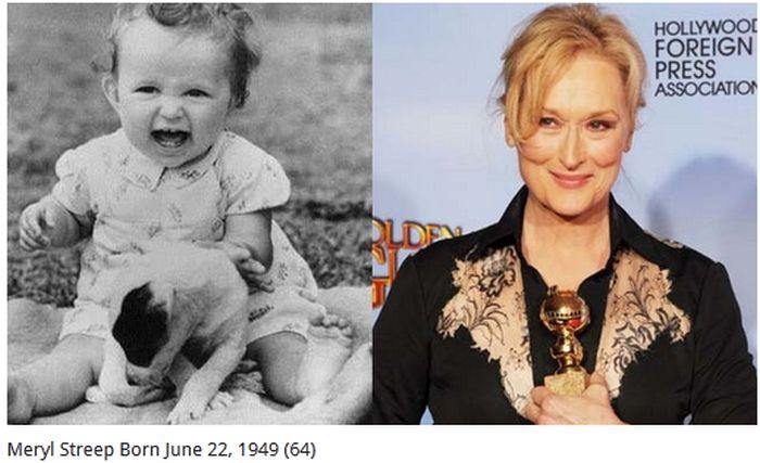 Celebrity Baby Photos