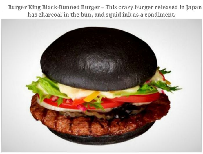 Crazy Fast Food Creations Ever Concocted