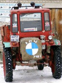 Tractor Fail