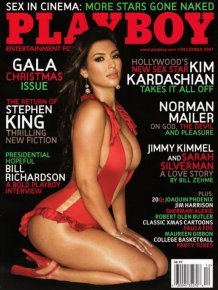 Celebrities on Playboy Covers