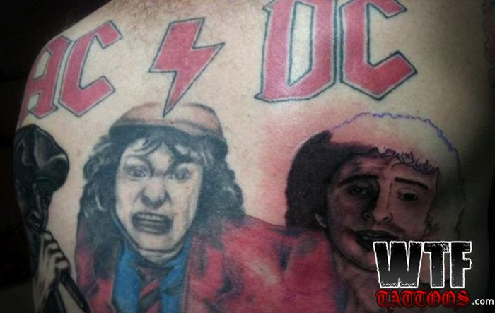 Celebrity Tattoos, part 2