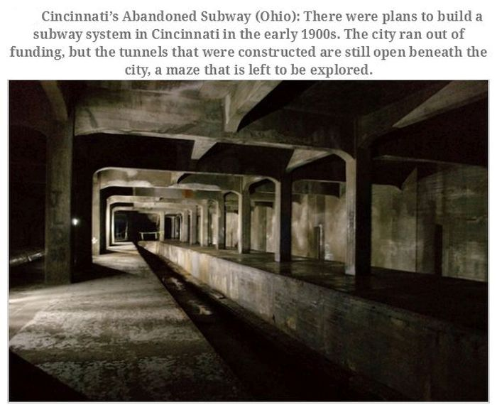 Very Scary Places