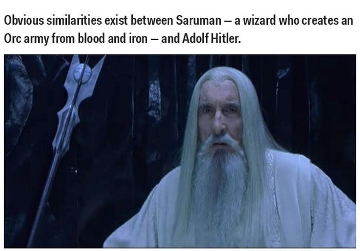 Real-Life Inspiration For Tolkien's 'Lord Of The Rings'