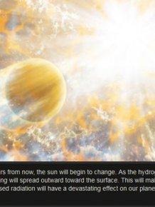 When Our Sun Will Begin to Die