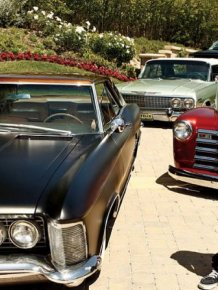 Travis Barker's Cars