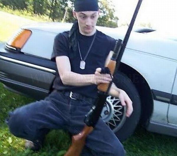 Gangsta Fails