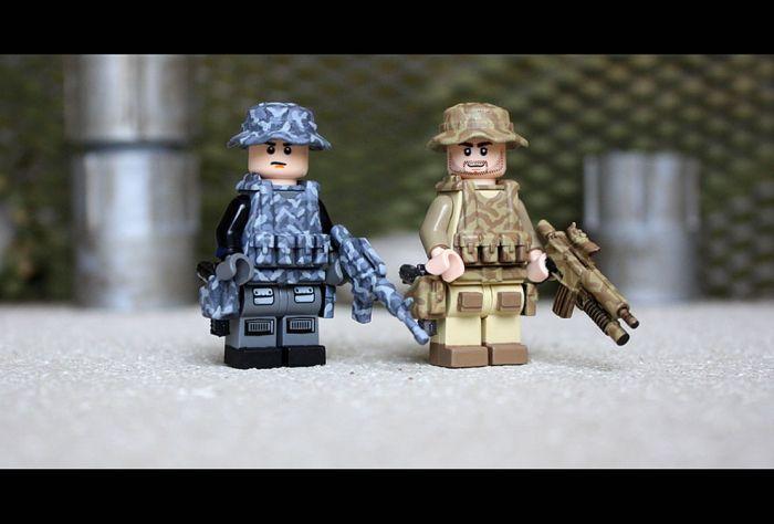 Military Legos