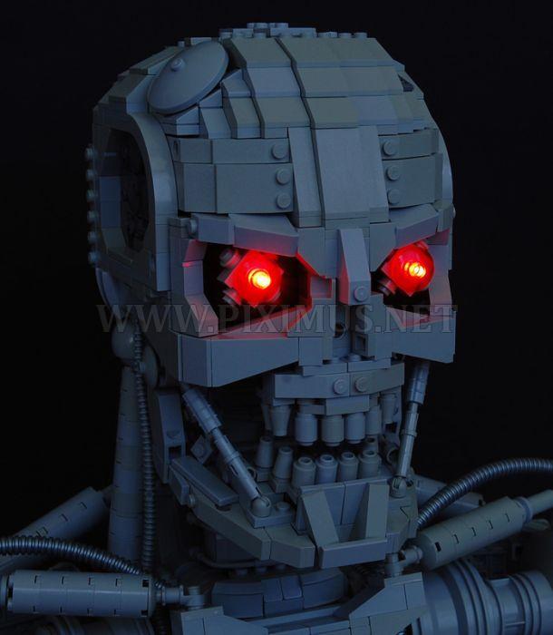 Lego Terminator T-800