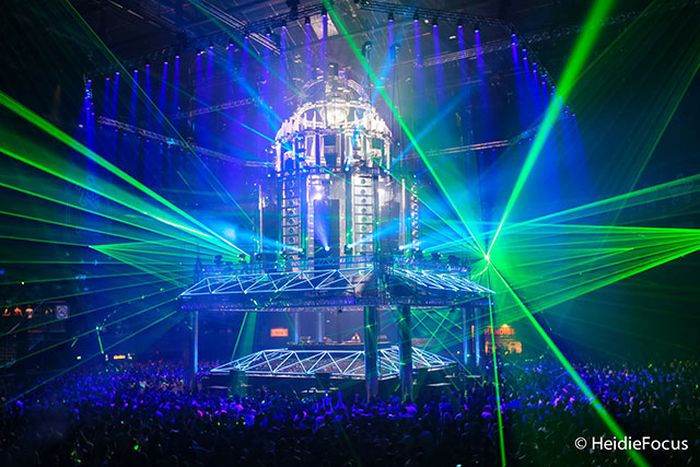 Cool Edm Festival Stages Others