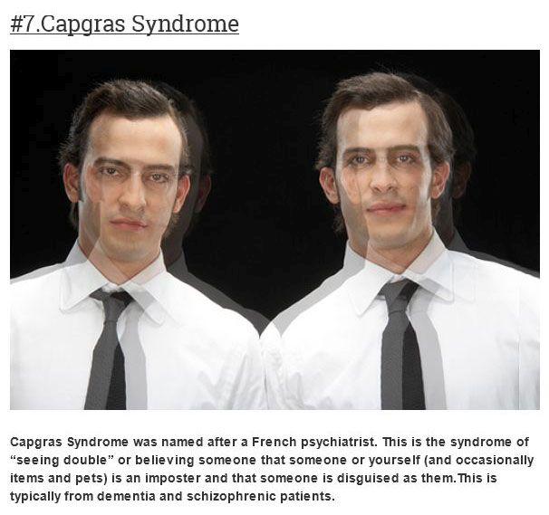 Rare Psychiatric Syndromes
