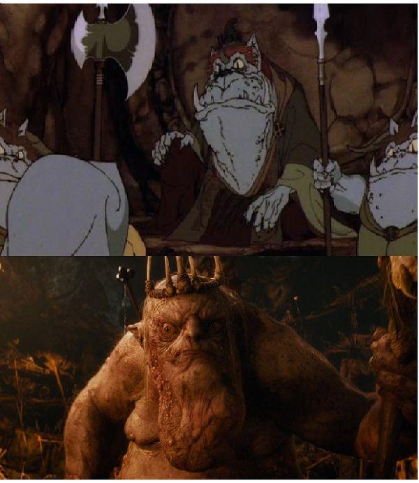 Hobbit 1977 - 2012, part 2012
