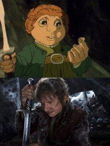 Hobbit 1977 - 2012