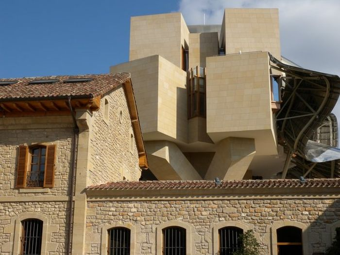 Hotel marques de riscal others - Marquis de riscal hotel ...
