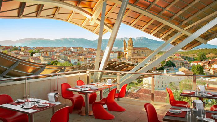 Hotel Marques de Riscal
