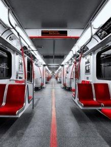 Subway Cars Around the World