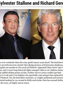 Actors Who Refuse To Work Together