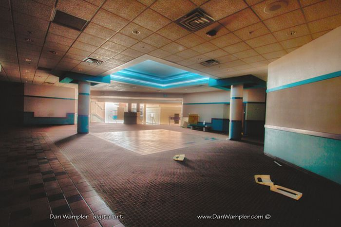Abandoned Malls in the USA
