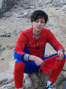 Chinese Spiderman