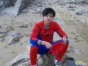 Chinese Spiderman