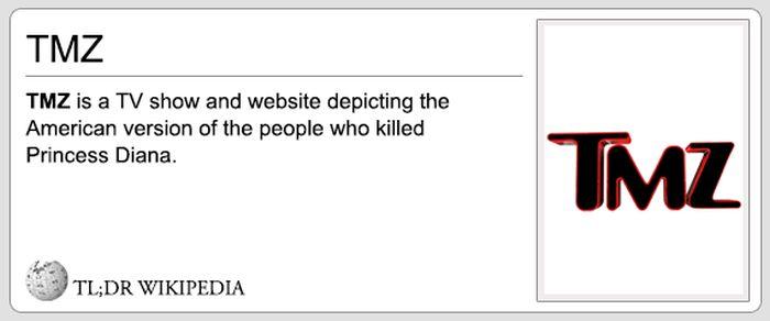 If Wikipedia Entries Were Honest