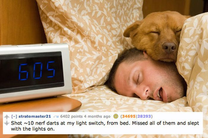 The Laziest Things Ever