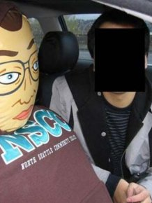 Fake Passengers for the Carpool Lane