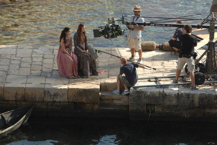 Game of Thrones. Behind the Scenes