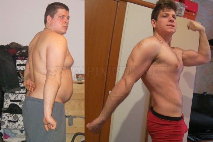 Alex Ghica's Weight Loss Story