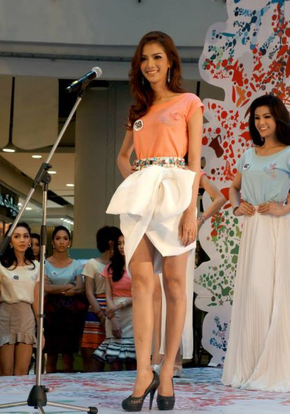 Thailand's Miss Tiffany's 2014, part 2014