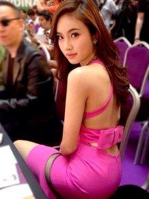 Thailand's Miss Tiffany's 2014