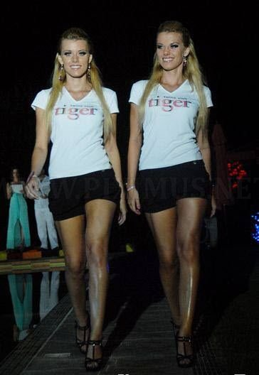 Competition Miss Tiger Twins World 2010