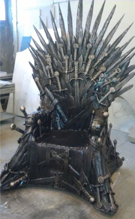 Iron Throne, part 2