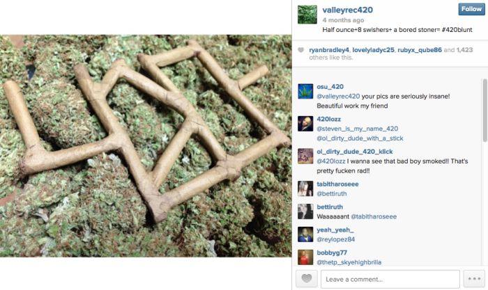 The Сoolest Blunts on Instagram