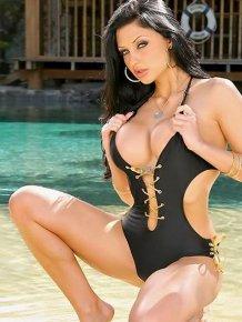 Porn star Aletta Ocean