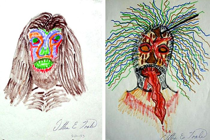 Art Created by Serial Killers