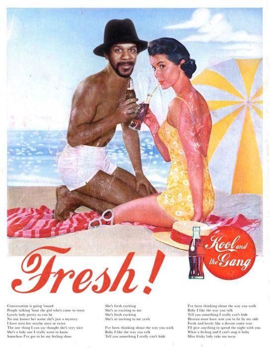 Pop Culture Ads