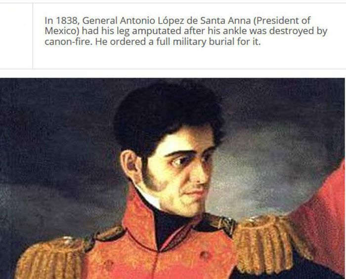 Very Interesting Historical Facts