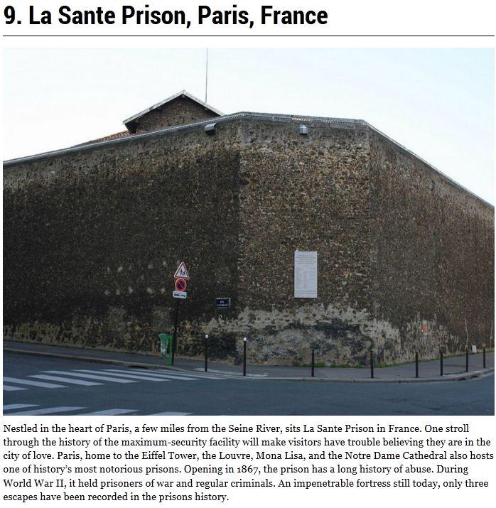 World's Most Dangerous Prisons