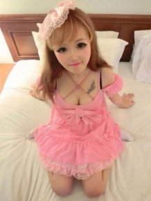 Chinese Barbie Girl Yun Tang